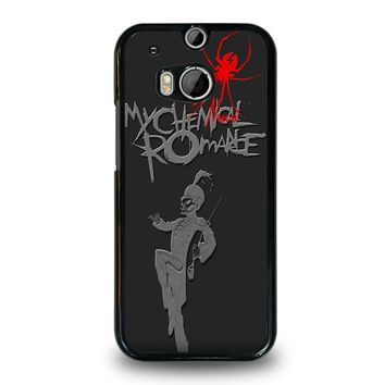 MY CHEMICAL ROMANCE BLACK PARADE 2  HTC One M8 Case Cover