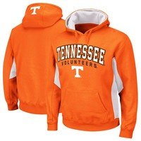 Tennessee Volunteers Turf Fleece Pullover Hoodie - Tennessee Orange/White