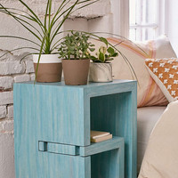 Swing Out Side Table - Urban Outfitters