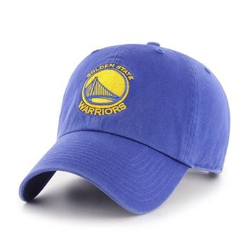 Golden State Warriors Fan Style Adjustable Hat