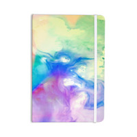 "Alison Coxon ""Rainbow Flow"" Multicolor Watercolor Everything Notebook"