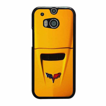 little yellow corvette htc one cases m8 m9 xperia ipod touch nexus