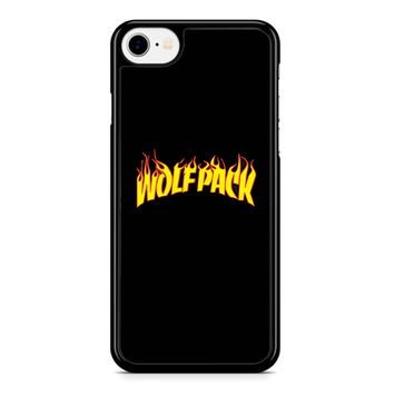 Wolfpack iPhone 8 Case