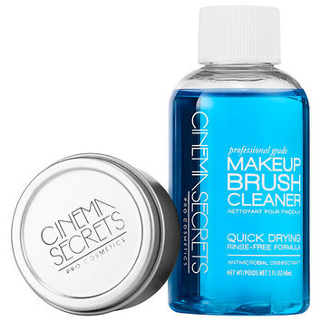 Makeup Brush Cleaner Travel Set - Cinema Secrets | Sephora