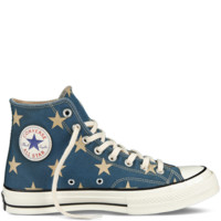 Converse - Vintage Flag Chuck Taylor All Star '70 - Hi - Legion Blue/Crimson