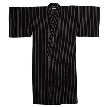 3pc/set Kimono suit  Cool Traditional Japanese Male Kimono Men Robe Yukata 100% Cotton Men's Bath Robe Kimono Sleepwear 82806