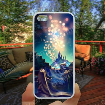 The lantern of the castle iphone 4/4s case iphone 5/5s/5c case samsung galaxy s3/s4 case galaxy S5 case Waterproof gift case 451