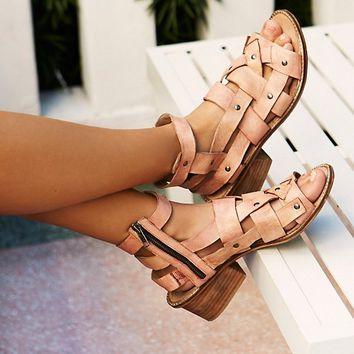 Free People River Stone Heel