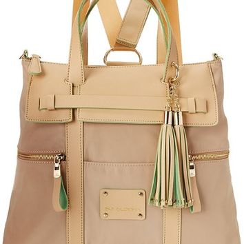 BIG BUDDHA Kylie Shoulder Bag, Tan, One Size