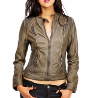 Restless Youth Moto Jacket