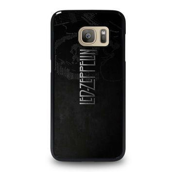 LED ZEPPELIN LYRIC Samsung Galaxy S7 Case Cover