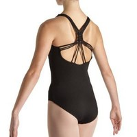 L52835 – Bloch Encore Weave Multi Strap Womens Leotard - Bloch Australia