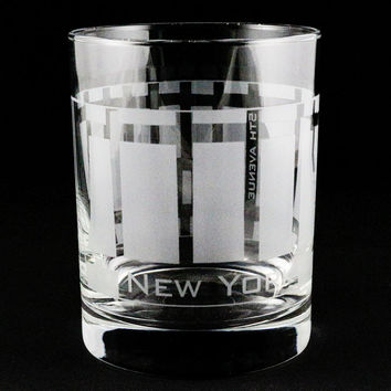 WellTraveled Set of 4 Tumblers - New York