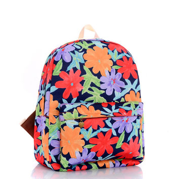 Canvas Print Backpack = 4887911620