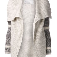Yigal Azrouel striped cardigan