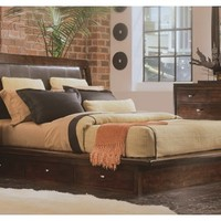 American Drew 912-33XR - Tribecca Platform Bed | The Simple Stores