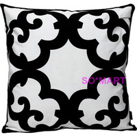 MODERN POP ART PILLOW CASE CUSHION COVER SHAM Printed Traditional Celtic Knot