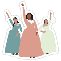 Schuyler Sisters by Beth Dunn