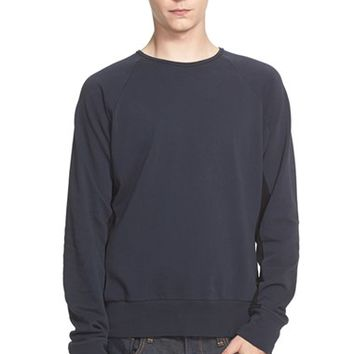 Men's rag & bone 'David' Cotton Sweatshirt,