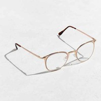 Round Metal Frame Readers