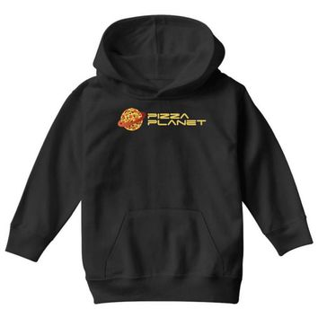 Pizza Planet Youth Hoodie