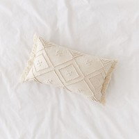 Havana Textured Bolster Pillow | Urban Outfitters