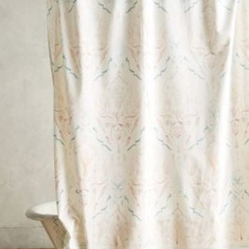 Emmelot Shower Curtain by Anthropologie in Multi Size: One Size Shower Curtains