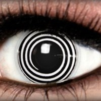 Psychosis Theatrical Contact Lens by ExtremeSFX