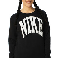 Nike Women's Jersey Style Pullover Sweater