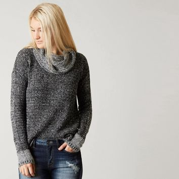 BKE COWL NECK SWEATER