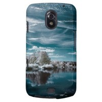 Turquoise Serenity Samsung Galaxy Nexus Covers