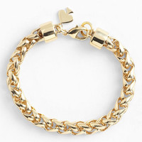 kate spade new york 'learn the ropes' link bracelet