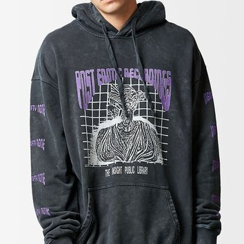 Insight Recordings Washed Pullover Hoodie at PacSun.com