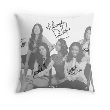 Signed Fifth Harmony
