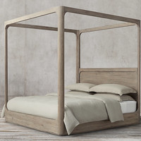 Martens 4-poster canopy bed