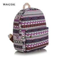 Fashion Canvas Vintage Casual Stylish Backpack = 4887859140