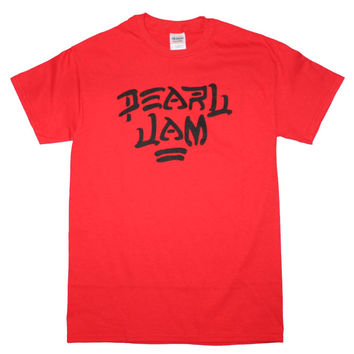 Pearl Jam Destroy T-Shirt X-Large