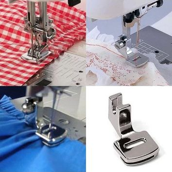 10Pcs Ruffler Hem Presser Foot Feet For Sewing Machine Singer Janome Kenmore Juki Toyota Home Supplies DIY Tools