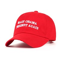 Make Obama President Again - Dad Hat
