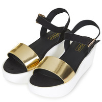 HONEY Wedge Sandals - Topshop