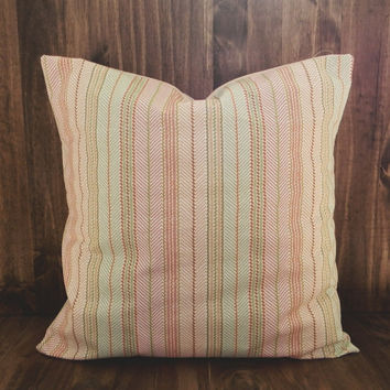Playful Colors 16 x 16 Pillow Cover, houswarming gift, cushion cover, spring room decor, kids bedroom