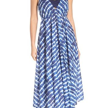 Tory Burch Tie Dye Cover-Up Dress | Nordstrom