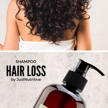 Hair Loss Therapy Shampoo / Hair Loss Shampoo