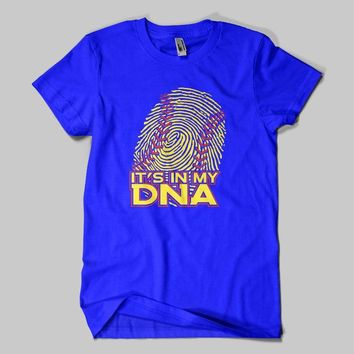 Softball Team Shirts/ Softball Shirt/ Softball Top/ Girl Softball Tops/ DNA Softball Shirt