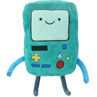 "Jazwares Adventure Time Beemo BMO 6"" Plush"