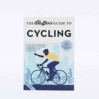 The Bluffers Guide to Cycling Book - Urban Outfitters