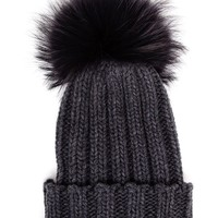 Inverni bobble top beanie