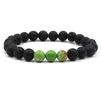 Great Deal Stylish New Arrival Gift Awesome Shiny Hot Sale Black Yoga Bracelet [276345946141]