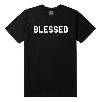 Blessed T-Shirt by Kings of New York