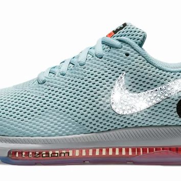 Nike Zoom All Out Low 2 + Crystals - Ocean Bliss